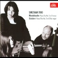 Mendelssohn: Piano Trio No.1; Schubert: Piano Trio No.2