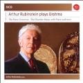 Rubinstein Plays Brahms<初回生産限定盤>