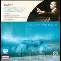 RAVEL:PIANO CONCERTO/LA VALSE/DAPHNIS ET CHLOE SUITE NO.2 (12/7/1985) :MARTHA ARGERICH(p)/GARRY BERTINI(cond)/WDR RSO KOLN