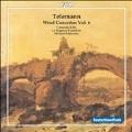 G.P.Telemann: Wind Concertos Vol.6