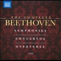 The Complete Beethoven Symphonies, Concertos, Overtures
