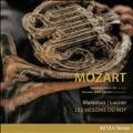 Mozart: Concertos for Horn, Concerto for Bassoon