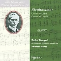 The Romantic Piano Concerto Vol.49 - Stenhammar: Concertos No.1 No.2 / Seta Tanyel, Andrew Manze, Helsingborg SO