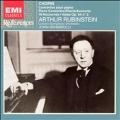 Chopin: Piano Concertos 1 & 2, etc / Rubinstein, Barbirolli