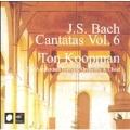 J.S. Bach: Cantatas Vol 6 / Koopman, et al