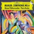 Mahler: Symphony No.6 / Pierre Boulez(cond), Vienna Philharmonic Orchestra