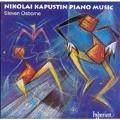 スティーヴン・オズボーン/Kapustin: Piano Music / Steven Osborne [CDA67159]