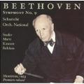 Beethoven: Symphony No.9 / Carl Schuricht, ONF, Maria Stader, Katarina Marti, Waldemar Kmentt, Heinz Rehfuss, etc