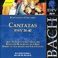 Bach: Cantatas, BWV 38 - 40