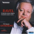 Ravel: Complete Piano Works / Philippe Entremont