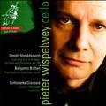Shostakovich: Cello Concerto No.2 Op.126; Britten: Third Suite for Cello Solo Op.87  / Pieter Wispelwey(vc), Jurjen Hempel(cond), Sinfonietta Cracovia