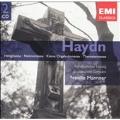 Haydn: Heiligmesse, Nelsonmesse, Kleine Orgelsolomesse, Theresienmesse