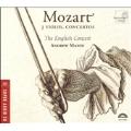 "MOZART:VIOLIN CONCERTO NO.3/NO.4/NO.5 ""TURKISH"" :ANDREW MANZE(vn/cond)/THE ENGLISH CONCERT"