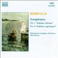 Berwald: Symphonies Nos 1 and 2