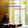 Brahms: Piano Sonatas No.1-3, Chaconne, Handel Variations