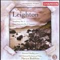 Kenneth Leighton: Orchestral Works, Vol. 3