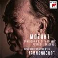 "Mozart: March K.335, Serenade K.320 ""Posthorn-Serenade"", Haffner-Sinfonie K.385"