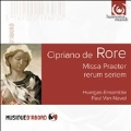 Cipriano de Rore: Missa Praeter rerum seriem, Motets