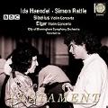 Sibelius: Violin Concerto; Elgar: Violin Concerto