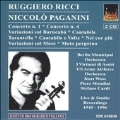 Ruggiero Ricci Performs Niccolo Paganini
