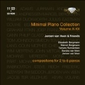 Minimal Piano Collection Vol.10-Vol.20 - Compositions for 2 to 6 Pianos