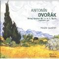 Dvorak: String Quartet Op. 61 / Prazak Quartet