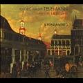 テレマン:管弦楽組曲集