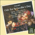 Handel: Ode for St. Cecilia's Day HWV.76 / Nikolaus Harnoncourt, Concentus Musicus Wien, etc
