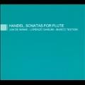 Handel: Sonatas for Flute & Basso Continuo