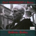 Carl Schuricht in Paris - Beethoven: Piano Concerto No.3 Op.37; Brahms: Ein Deutsches Requiem, etc