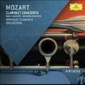 Mozart: Clarinet Concerto, Oboe Concerto, Bassoon Concerto