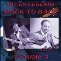 Blues Legends Back To Back Vol.3