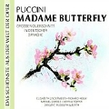 Puccini: Madame Butterfly (in German/Highlights) / Rudolf Albert, BRSO, Elisabeth Lindermeier, etc