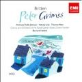Britten: Peter Grimes  / Bernard Haitink(cond), Orchestra of the Royal Opera House, Covent Garden, Anthony Rolfe Johnson(T), Felicity Lott(S), Thomas Allen(Br), etc<限定盤>