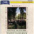Schubert, Bach, Mozart, et al / Wiener Akademie