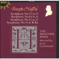 Haydn: Symphonies no 13-16 / Roy Goodman, The Hanover Band