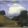 Simpson: Symphony no 10 / Handley, Royal Liverpool PO