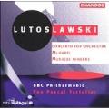 Lutoslawski: Concerto for Orchestra, etc / Tortelier, BBC PO