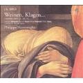 J.S.Bach: Weinen, Klagen - Cantates BWV 12, 38, 75