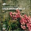 South American Music - Gomes, Garcia, Villa-Lobos, etc