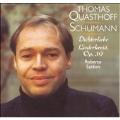 Schumann: Dichterliebe/Liederkreis Op.39:Thomas Quasthoff(Br)/Roberto Szidon(p)