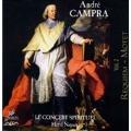 Campra: Messe et Motets Vol 2 / Niquet, Le Concert Spirituel