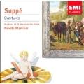 Suppe: Overtures -Die Leichte Kavallerie, Tantalusqualen, Die Irrfahrt um's Gluck, etc / Neville Marriner(cond), ASMF