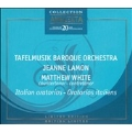Italian Oratorios - Zelenka, Vivaldi, A.Scarlatti, etc / Matthew White, Jeanne Lamon, Tafelmusik