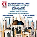 Vaughan Williams: Heroic Elegy & Triumphal Epilogue; W.Alwyn: Prelude, etc