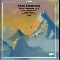 Kabalevsky: Cello Concertos No.1& 2, etc