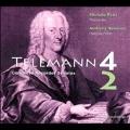 G.P.Telemann: Complete Recorder Sonatas