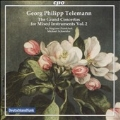 G.P.Telemann: The Grand Concertos for Mixed Instruments Vol.2