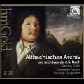 Altbachisches Archiv - Les Archives de J.S.Bach