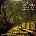 Elgar: Piano Quintet, Violin Sonata / The Nash Ensemble